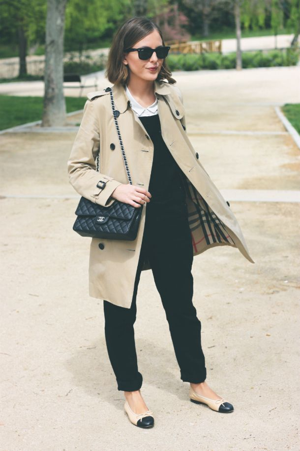Like the trench, not necessarily Burberry. And love the outfit. Labels not needed.