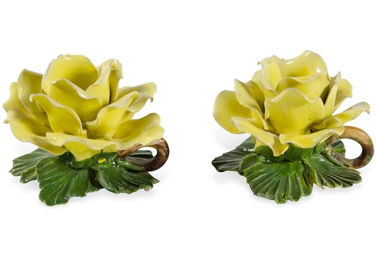 280 Best Capodimonte Flowers Images On Pinterest Ceramic
