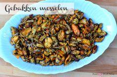 Met dit recept maak je de allerlekkerste gebakken mosselen van de wereld!