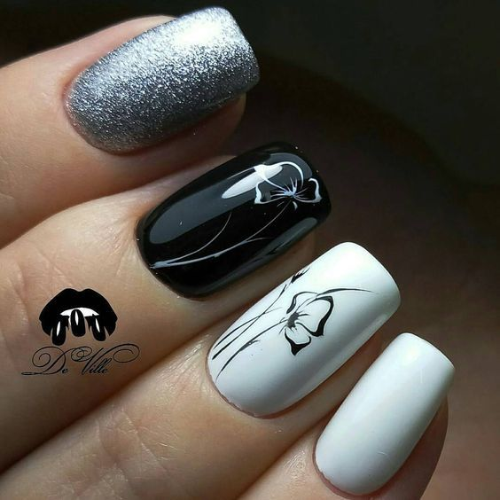 40 Lovely Nail Art Designs You Should Try This Year