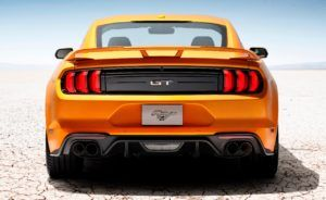 2018 Ford Mustang Revving Ringtone Replicates Classic Roar of Active Valve Performance Exhaust