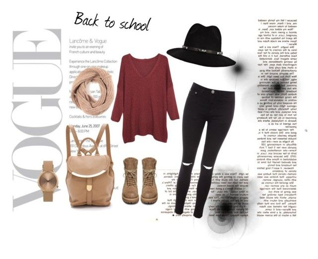 """""""Back to school"""" by tess-302 on Polyvore"""