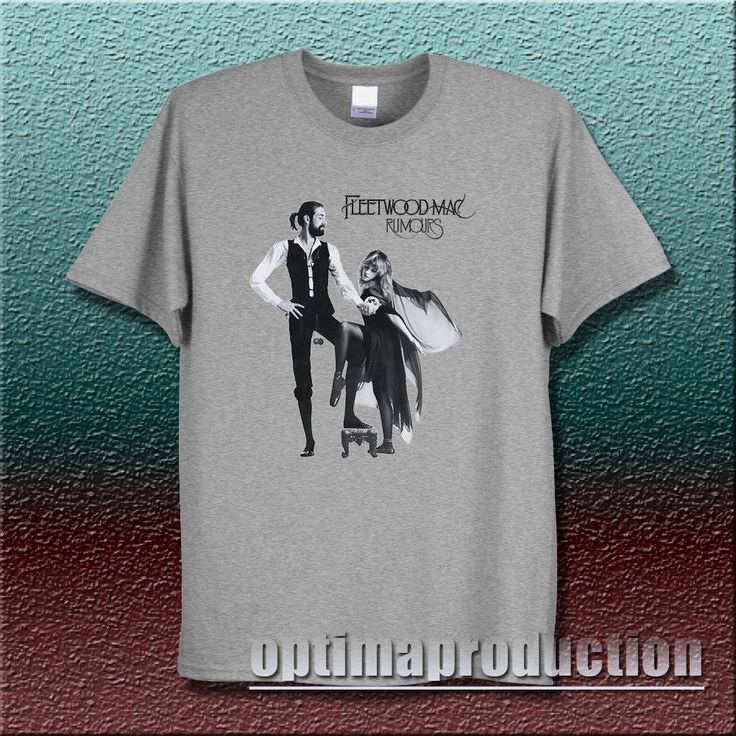 fleetwood mac rumours stevie nicks cover album shirt tshirt clothing tee vintage #Unbranded #BasicTee #rare