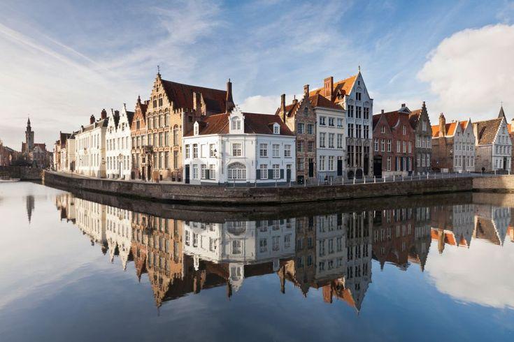 Spiegelrei - Bruges, Belgium