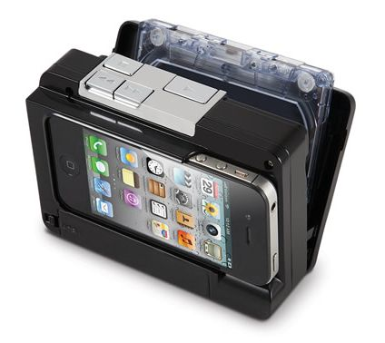 Cassettebandjes digitaliseren op je iPhone of iPod