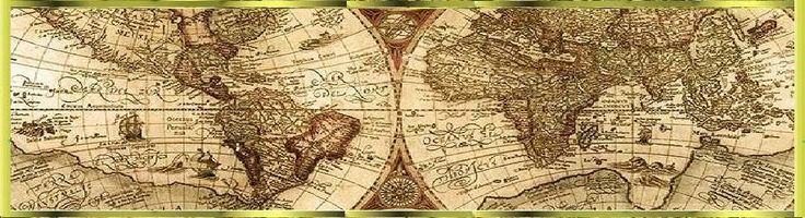 Mapa da Antiguidade clássica.