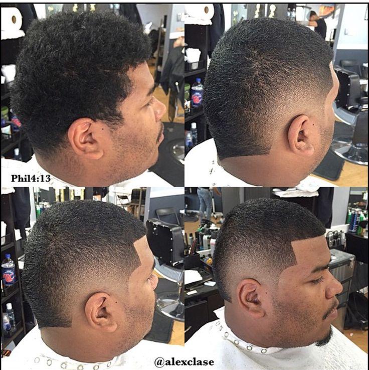 mohawk fade ethnic or waves cut mohawk burst fade