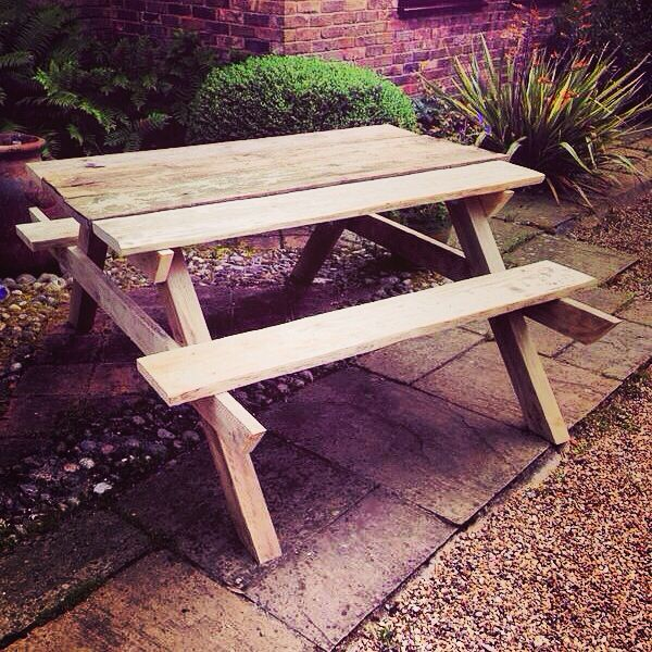 Garden Furniture Made From Scaffolding Planks 50 best scaffolding boards ideas images on pinterest | benches