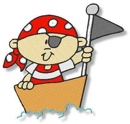 9 mejores im genes sobre piratas en pinterest dibujo - Imagenes de piratas infantiles ...