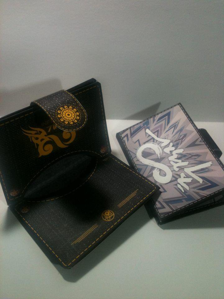 Paper Wallet for Card | Size: 10cm x 7.5cm
