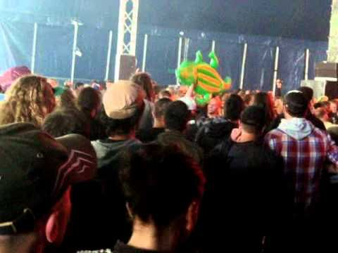 10 bonnes raisons « of death ! » d'aller au HellFest : Vitamin X-Hellfest 2012
