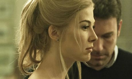 Gone Girl - (2014) Gone Girl's recycling of rape myths is a disgusting distortion: False allegations of rape and domestic violence are extremely rare. Ben Affleck should know better