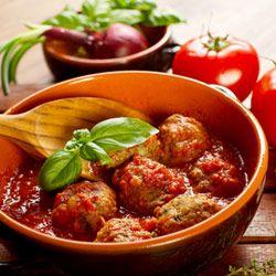 The very best meatballs