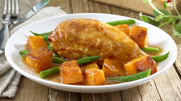 Made with bacon, butternut squash, and sage - you need this Chicken ...
