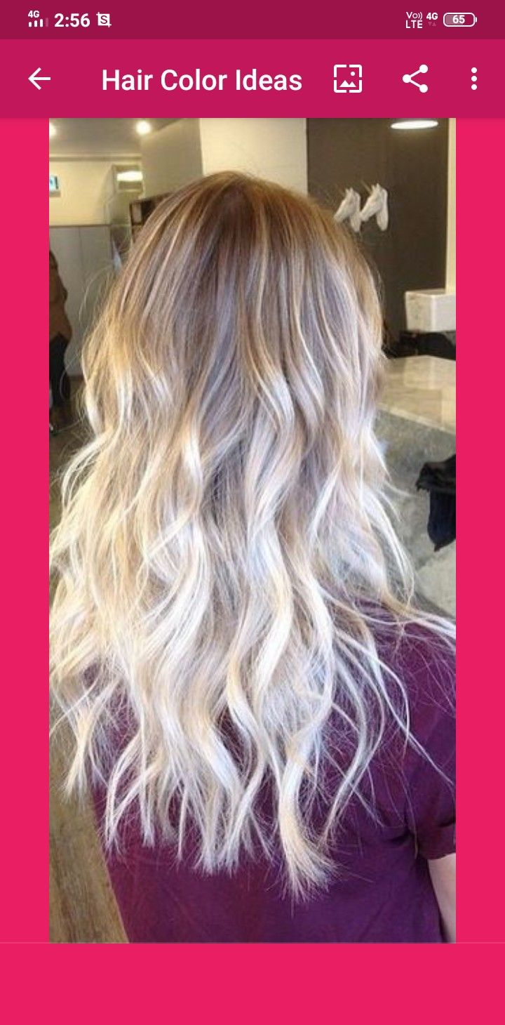 Pin By Alia Maisarah On Hair Girl Platinum Blonde Ombre Brown Ombre Hair Color Ombre Hair