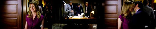 Grey's Anatomy Derek and Mark Quotes | Grey's Anatomy 6.22 Shiny Happy People - screencaps