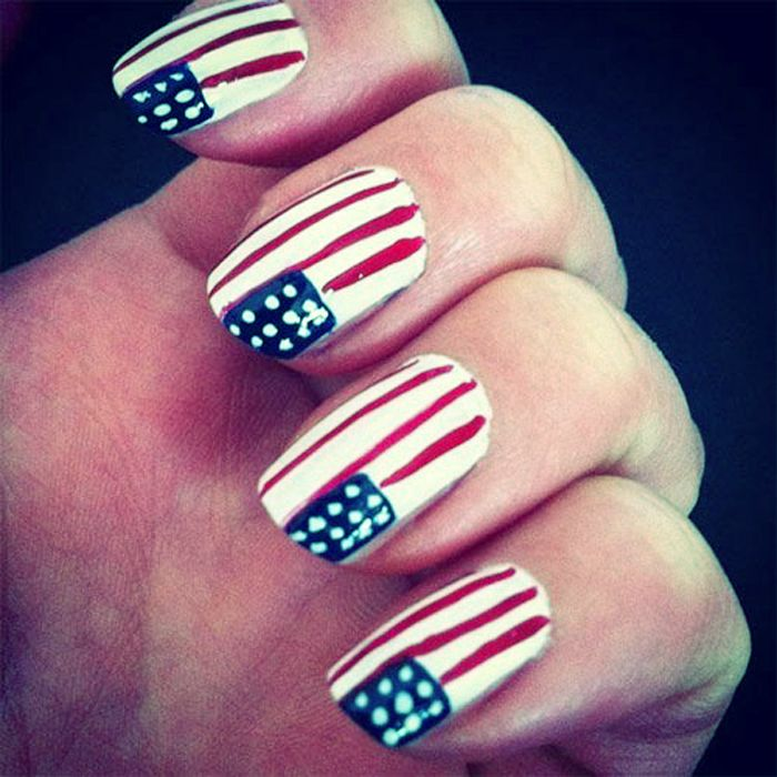 Lovely Nail Art Designs French Tips Thick Where Can I Buy Shellac Nail Polish Flat Nails And String Art How To Do Good Nail Art Old Chip Proof Nail Polish BrownNail Art Ideas For Summer 1000  Images About Independence Day Nail Designs On Pinterest ..