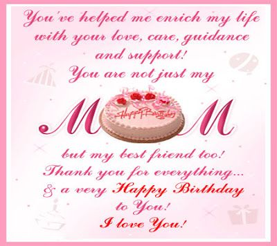 birthday wishes | them offer her these beautifull mother birthday cards on her birthday ...