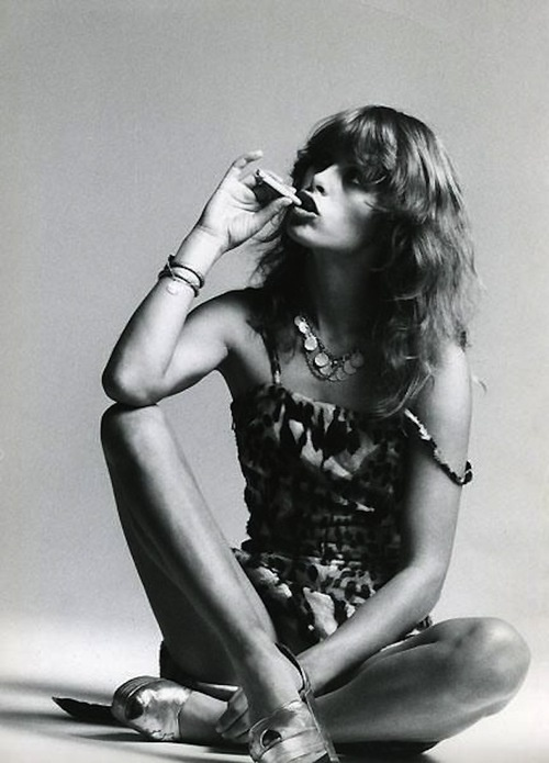 Uschi Obermaier is the biggest babe ever