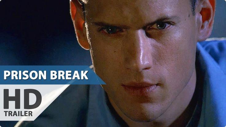PRISON BREAK Trailer (FOX Series - 2017) - YouTube