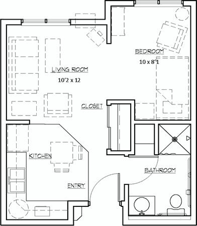 13 best Floorplans images on Pinterest | Apartment layout, One ...
