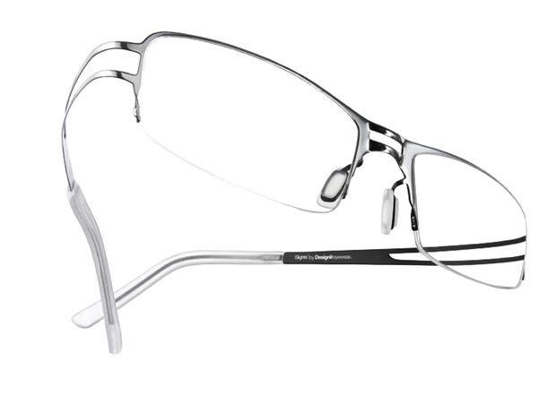 Slights OnePiece Half Rim - Designit Eyewear