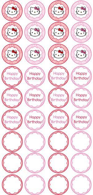 Hello kitty  verjaardag
