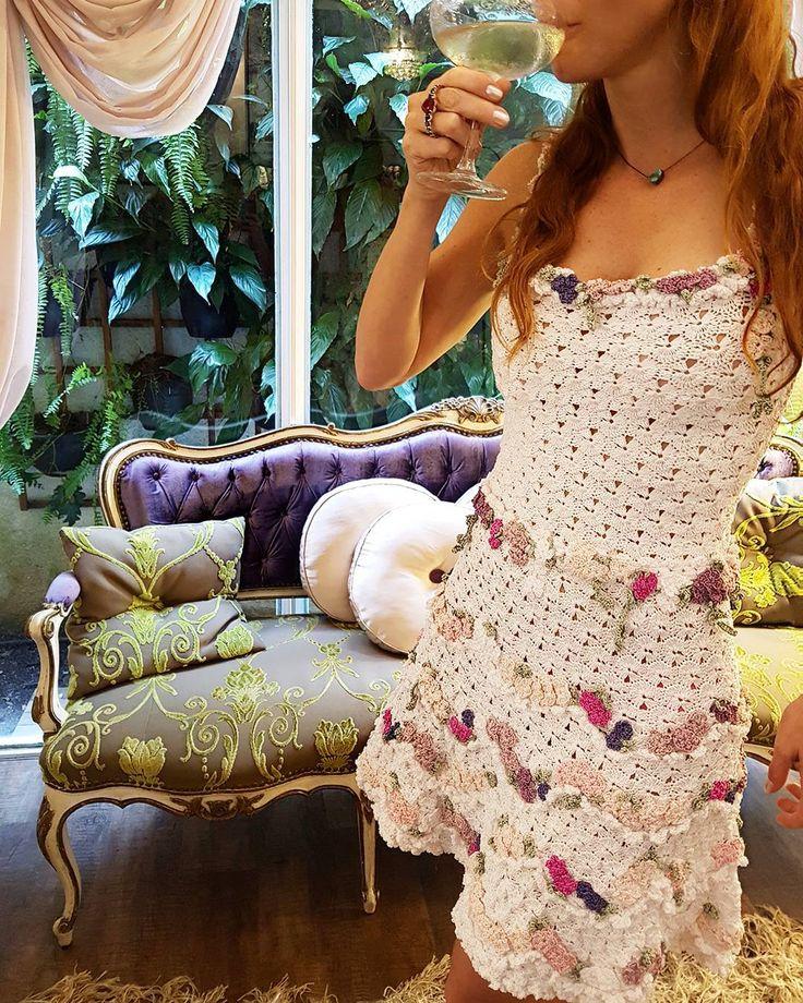 950 отметок «Нравится», 12 комментариев — Vanessa Montoro (@vanessamontoro) в Instagram: « The  Dream Dress  Let s celebrate life  #vanessamontorostyle…»