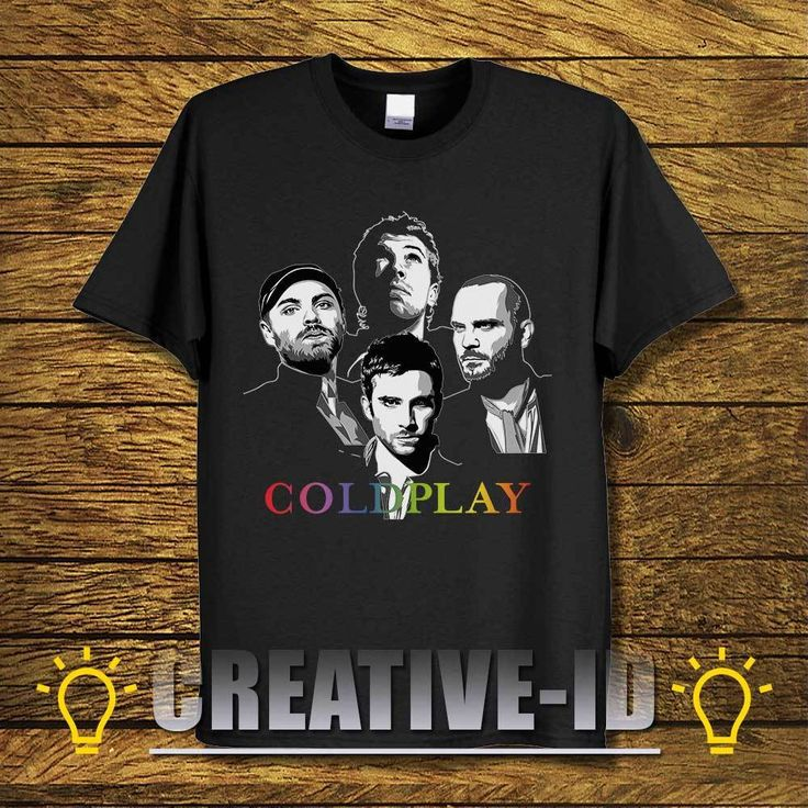 coldplay shirt tshirt t-shirt tour concert 2017 a head full of dream dreams date #Unbranded #ShortSleeve