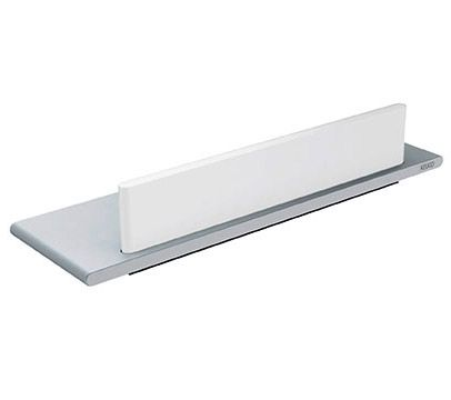 Keuco Edition 400 Shower Shelf with Glass Wiper Shower