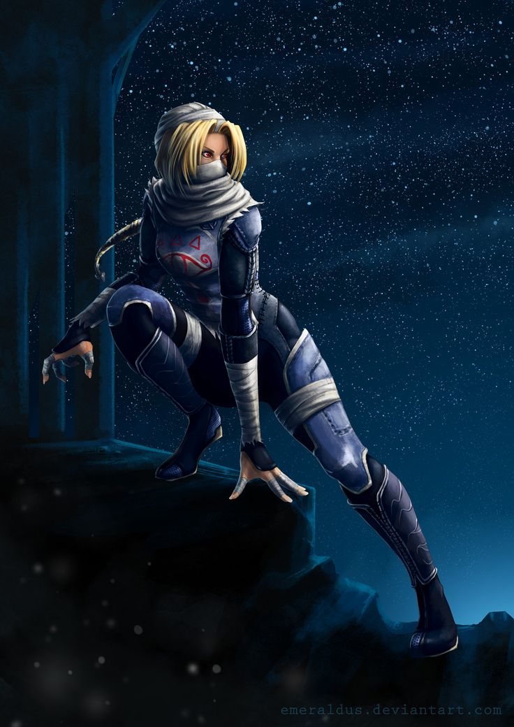 Sheik by Emeraldus. #LegendofZelda                                                                                                                                                                                 More