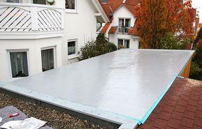 25 best ideas about carport dach on pinterest pergola. Black Bedroom Furniture Sets. Home Design Ideas