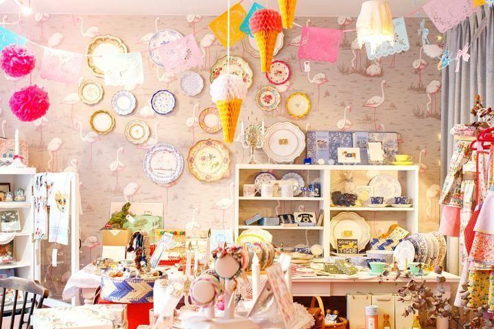 ひと目ぼれしそう♪大阪のカラフルな雑貨店4選|ことりっぷ