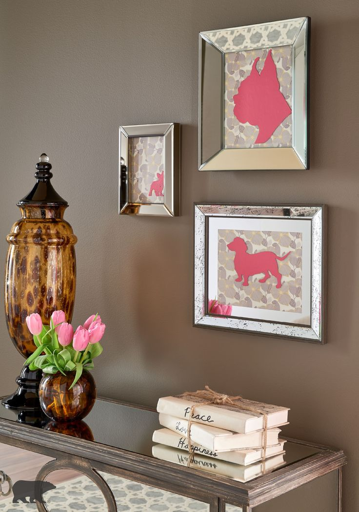 Foyer Paint Color Ideas foyer paint color ideas - we love the combination of pink pagoda