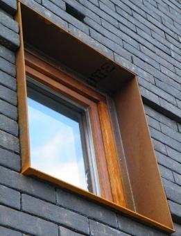 vensvanbelle - jas en elisa detail materiaal raam hout