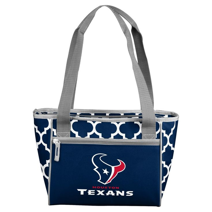 NFL Houston Texans 16-Can Soft-Sided Cooler Tote