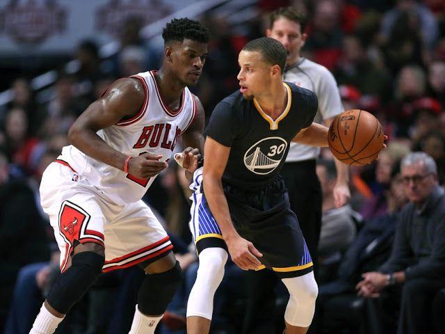 Stephen Curry y Jimmy Butler Jugadores de la Semana de la NBA