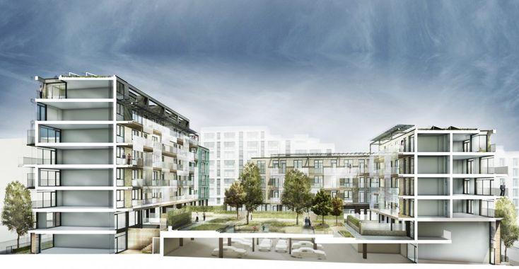 South Acton Estate Regeneration: Phase 2a - Alison Brooks Architects