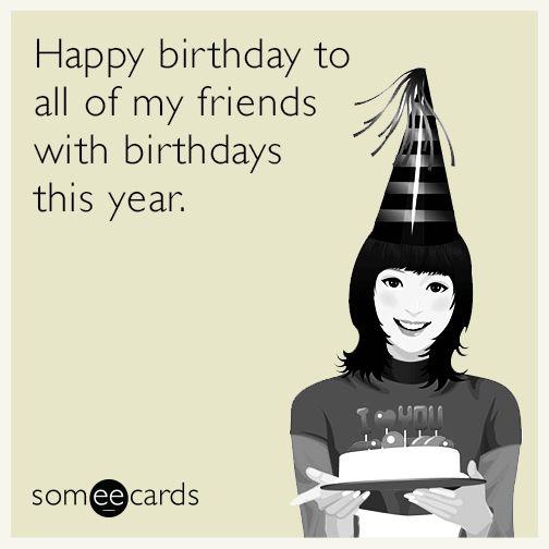 25+ Best Birthday Someecards Ideas On Pinterest