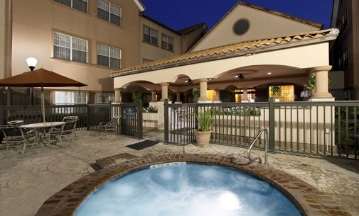 Homewood Suites by Hilton Houston-Woodlands Hotel, TX - Outdoor Whirlpool