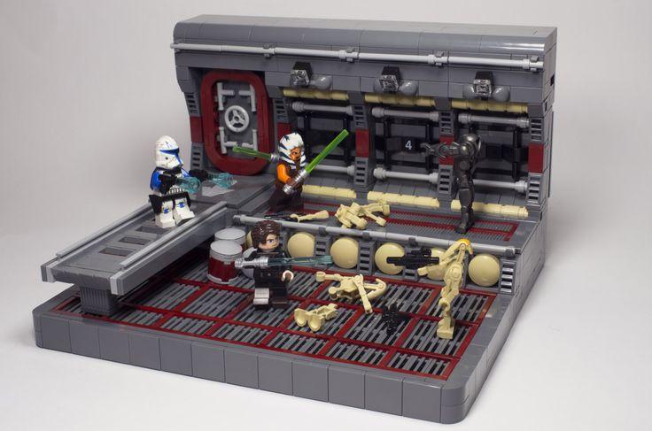 lego star wars mocs - Google Search
