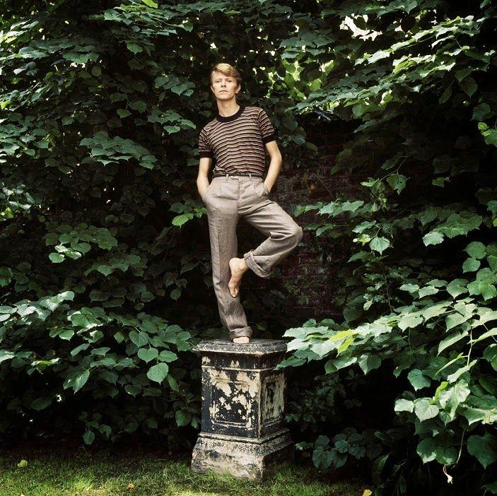 vintage everyday: David Bowie, 1978