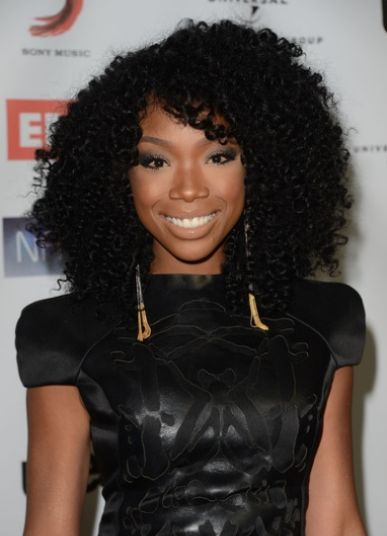 16 best Cute and Curly Weave Styles images on Pinterest   Hair dos ...