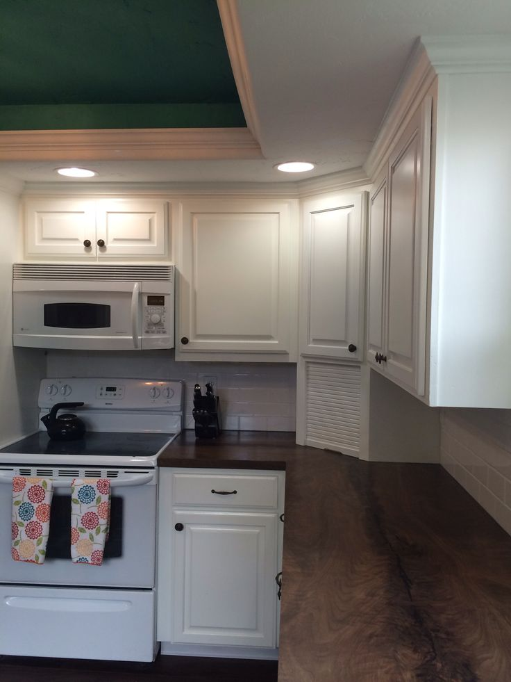 kitchen cabinet tops kitchen with white cabinets white subway tile and 2812
