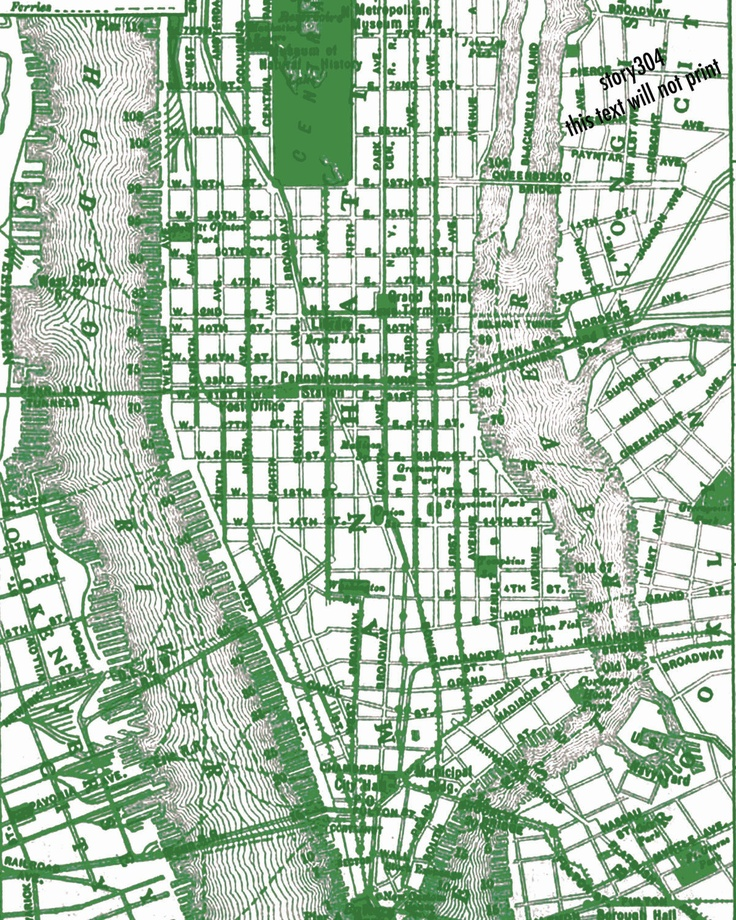 love to frame maps of nyc and nyc subway routesthey look so cool on the off nyc vintage map green white street new york city art