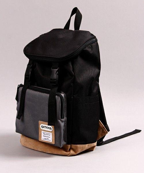 スクエアタイプリュック/デイパック(バックパック/リュック)|OUTDOOR PRODUCTS(アウトドアプロダクツ)のファッション通販 - ZOZOTOWN
