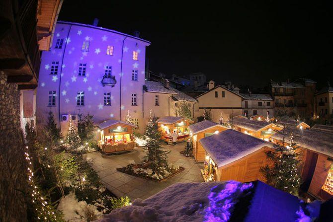 Mercatini Natale da euro 59.00 - Hotel Express Aosta