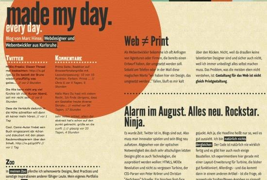 12 Great Websites built with MODx