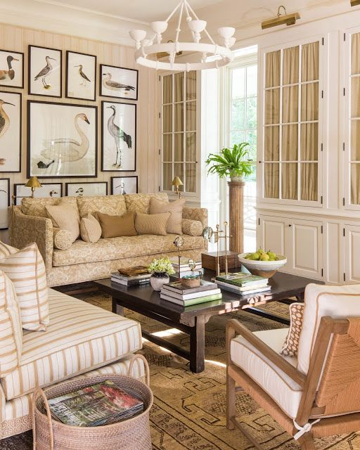 Inspired By Mark D Sikes And The Southern Living Idea House