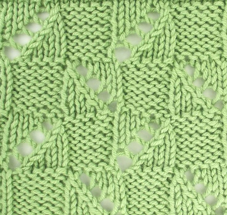 16 best images about June 2013 Knitting Stitch Patterns on Pinterest Cable,...